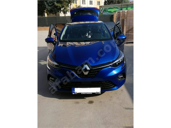 Galeriden Renault Clio 1.0 TCe Touch 2020 Model İstanbul