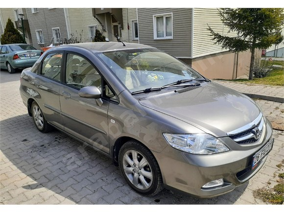 Sahibinden Honda City 1.4 Elite 2007 Model
