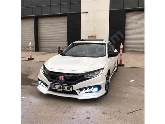 Sahibinden Honda Civic 1.6 i-VTEC Eco Executive 2016 Model
