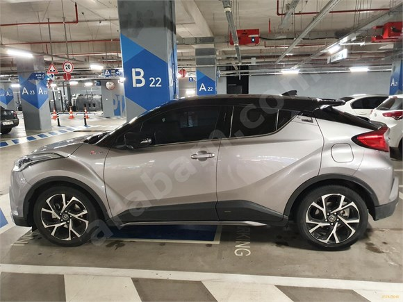 Sahibinden Toyota C-HR 1.8 Hybrid Dynamic 2017 Model