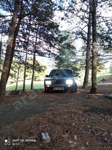 Sahibinden Tofaş Doğan L 1988 Model Amasya 40.000 Km -