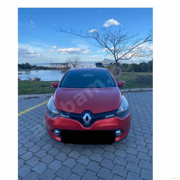 Sahibinden Renault Clio 1.5 Dci Joy 2014 Model Konya 175.000 Km Kırmızı