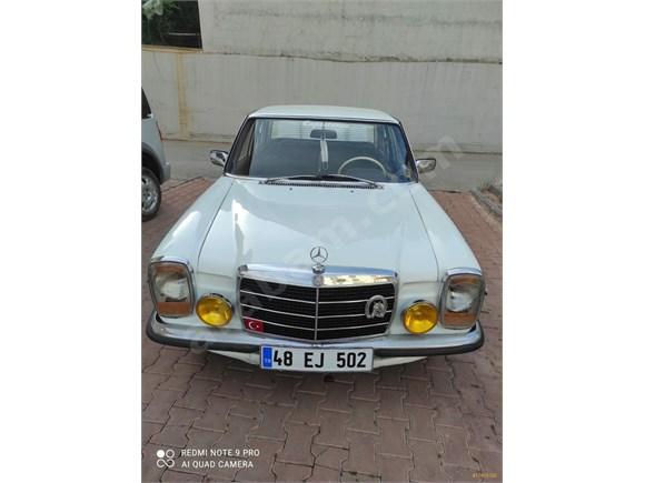 FİYAT DÜŞTÜ 1972 Mercedes - Benz 115
