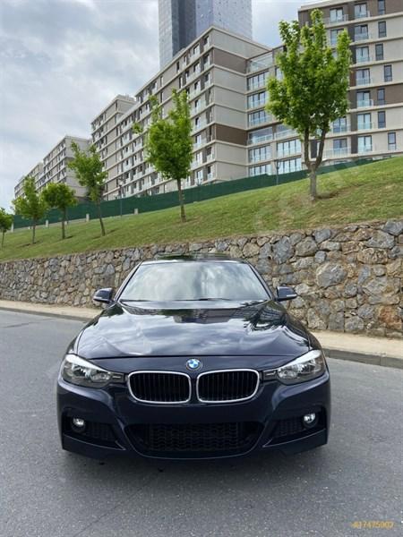 Sahibinden Bmw 3 Serisi 320d Luxury 2012 Model İstanbul 200.000 Km Lacivert