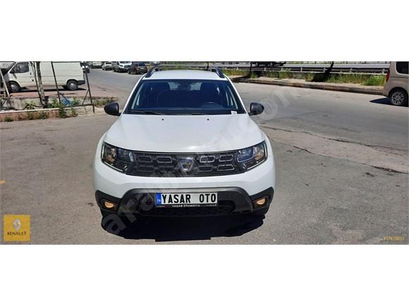 galeriden dacia duster 1 5 dci prestige 2018 model istanbul 89 000 km beyaz 17475931 arabam com