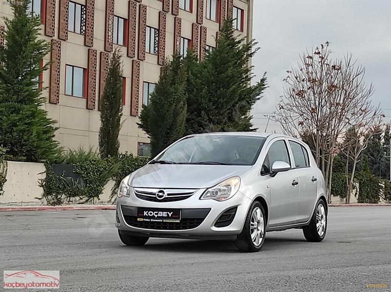 Galeriden Opel Corsa 1.2 Twinport Essentia 2011 Model Konya 195.000 Km Gri