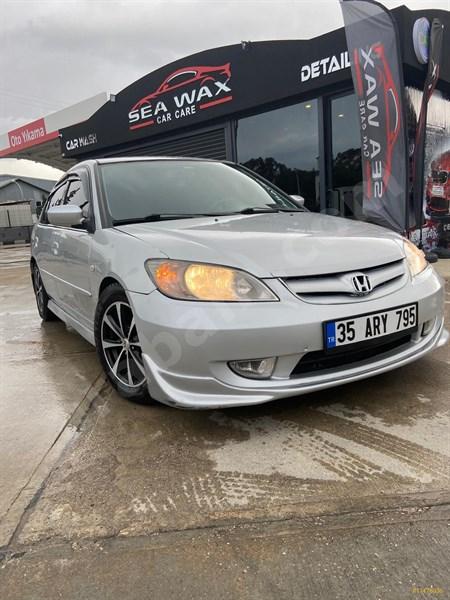 Sahibinden Honda Civic 1.6 I-vtec Es 2005 Model Antalya 279.000 Km -