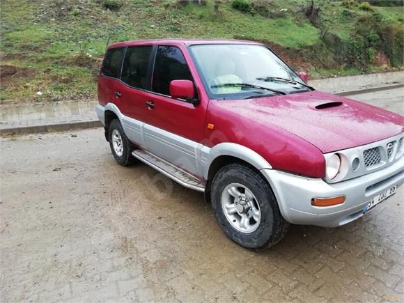 Sahibinden Nissan Terrano 2.7 TDI SE 1998 Model