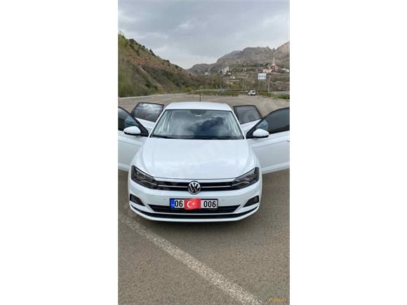 Sahibinden Volkswagen Polo 1.0 Comfortline 2017 Model Ankara