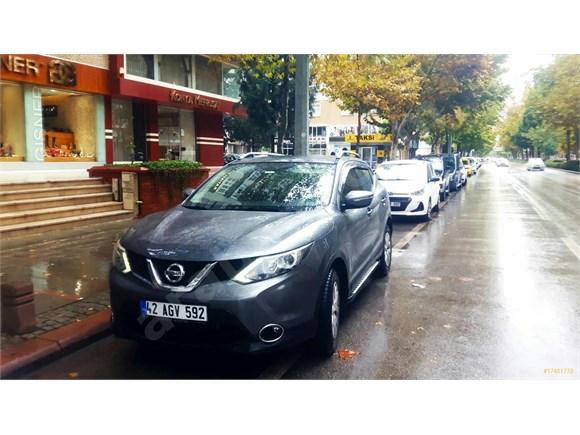 Sahibinden Nissan Qashqai 1.6 dCi Visia 2015 Model