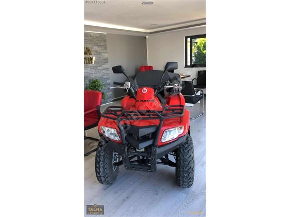 TALHA'DAN 2019 YUKİ YK200-T3 ATV PLAKALI 780KM'DE
