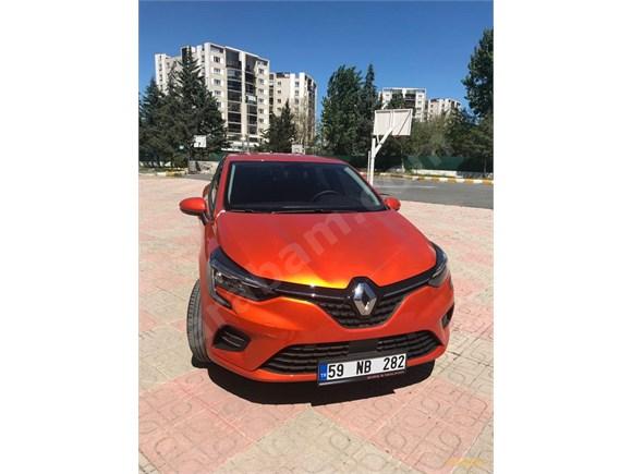Sahibinden Renault Clio 1.0 TCe Touch 2020 Model Tekirdağ