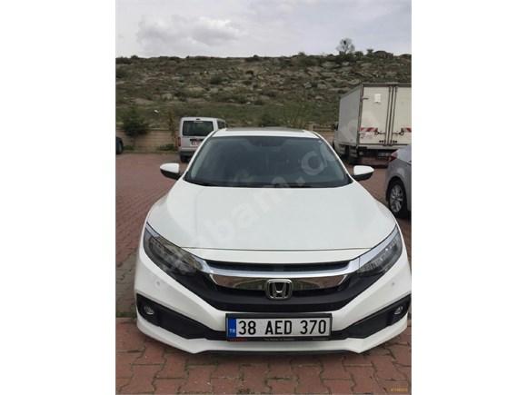 Sahibinden Honda Civic 1.6 i-VTEC ECO Elegance 2020 Model