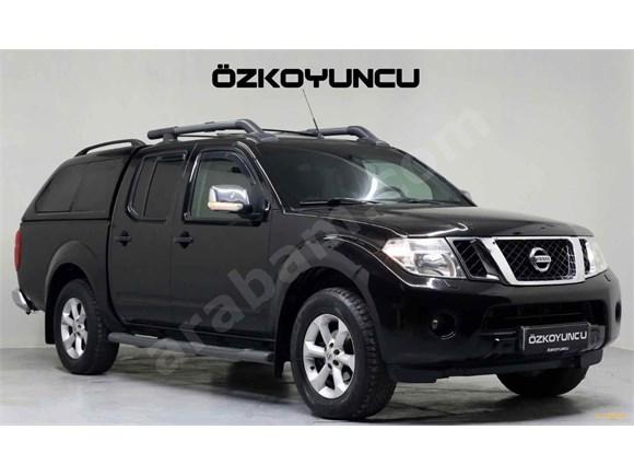 Sahibinden Nissan Navara 2.5 D 4x4 LE 2012 Model