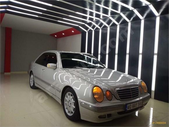Sahibinden Mercedes - Benz E 200 Kompressor Elegance 2002 Model