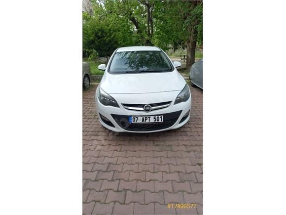Sahibinden Opel Astra 1.6 CDTI Design 2016 Model