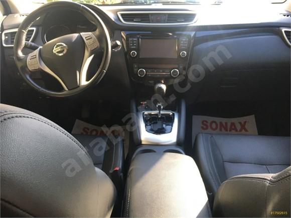 Sahibinden Nissan Qashqai 1.6 dCi Platinum Premium Pack 2014 Model