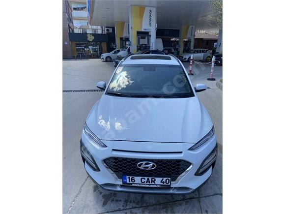 Sahibinden Hyundai Kona 1.6 CRDI Elite Smart 2020 Model