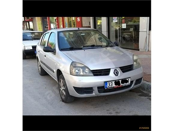 Acil Satılık Temiz Clio Symbol 2007 Model Benzin&Lpg
