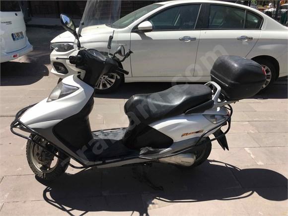 Sahibinden Honda Spacy 110