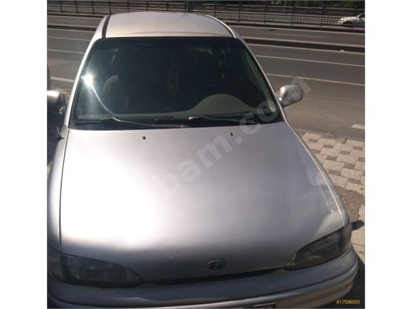 Sahibinden Hyundai Accent 1.5 GLS 1996 Model Eskişehir