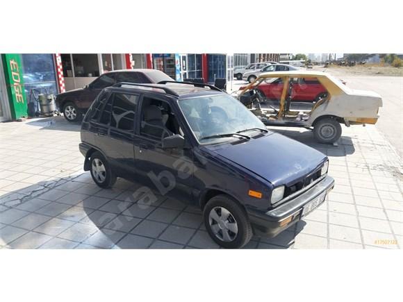 Suzuki Maruti 1996 Model özel yapılı keyifli orjinal arac sıfır muayene