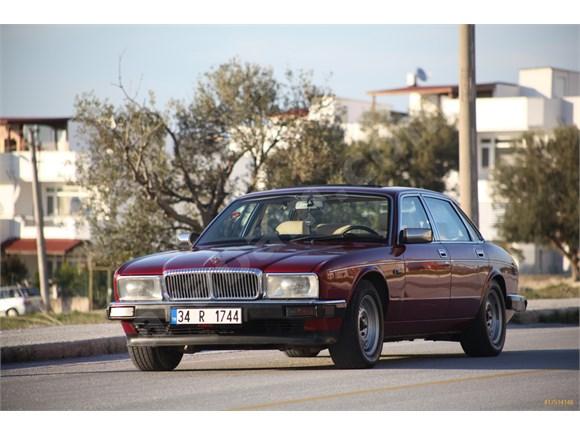 -Candan Evladiyelik Jaguar Daimler. Merter Jaguar Bakımlı
