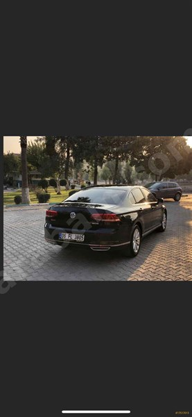 Sahibinden Volkswagen Passat 1.6 Tdi Bluemotion Comfortline 2015 Model şanlıurfa 219.000 Km -