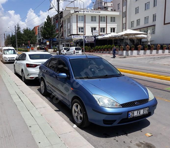 Sahibinden Ford Focus 1.6 Comfort 2003 Model Eskişehir 128.000 Km Mavi