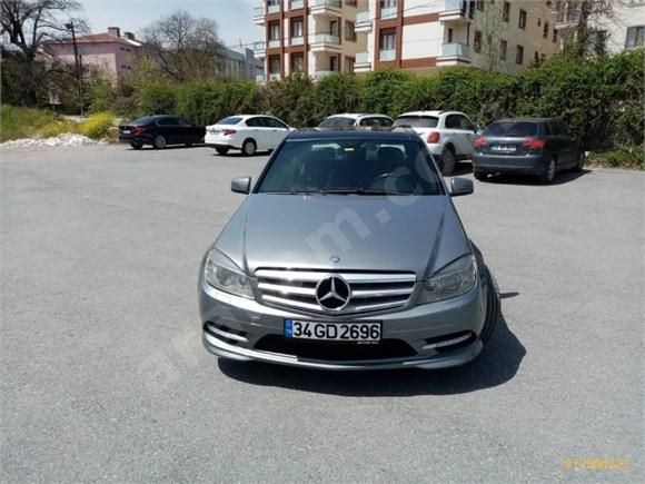 Sahibinden Mercedes - Benz C 180 Kompressor BlueEFFICIENCY AMG 2010 Model led paket