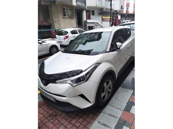 Sahibinden Toyota C-HR 1.2 Turbo Advance 2016 Model İstanbul