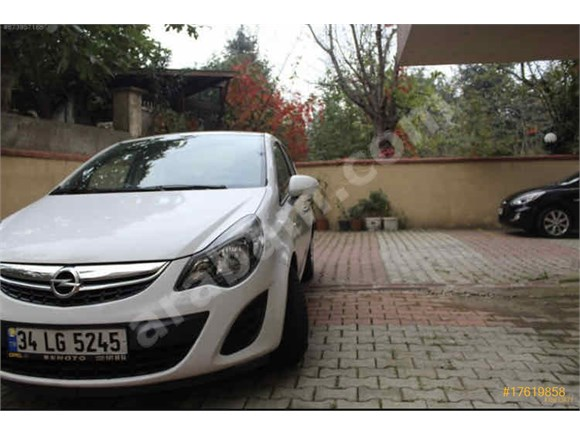 Sahibinden Opel Corsa 1.3 CDTI Essentia 2014 Model