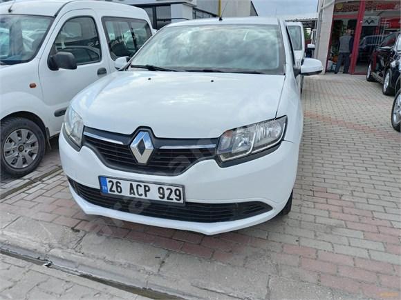 Galeriden Renault Symbol 1.5 dCi Joy 2016 Model  90 beygir Eskişehir