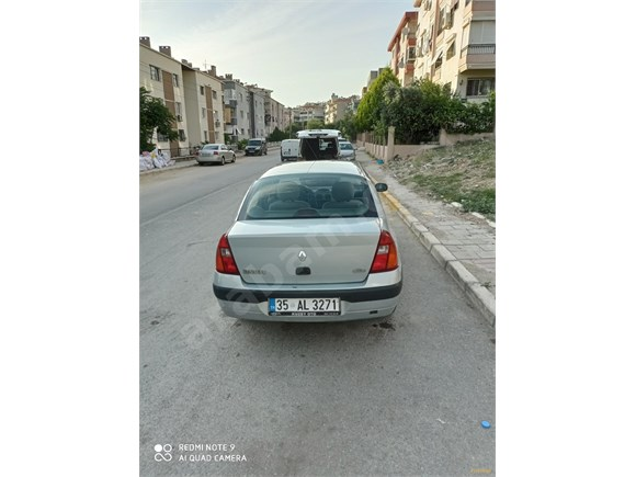Sahibinden Renault Clio 1.4 Authentique 2004 Model