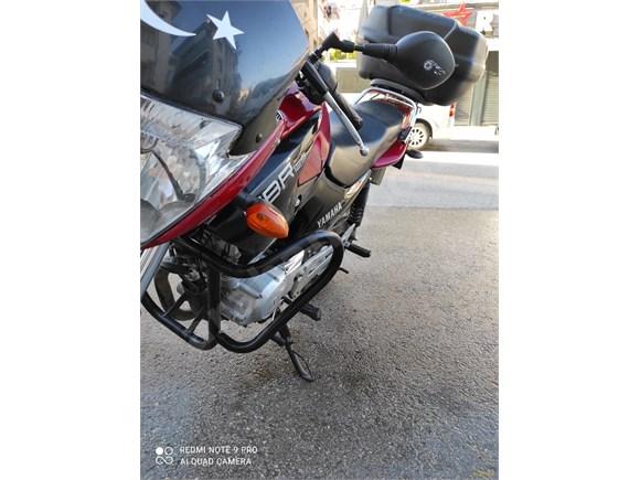 Sahibinden Yamaha YBR 125 Son Fiyatıdır