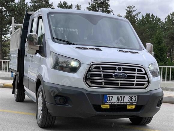 2017 TSCLLİ KLIMA LI Ford Otosan Transit 350 M Ankara
