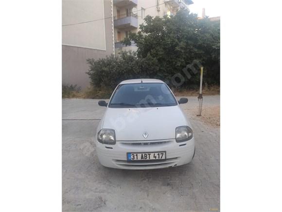 Sahibinden Renault Clio 1.4 RNA 2001 Model