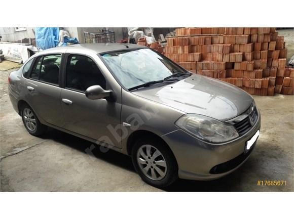 Sahibinden Boyasız Değişensiz Kazasız Renault Symbol 1.4 Expression Full 2010 Model