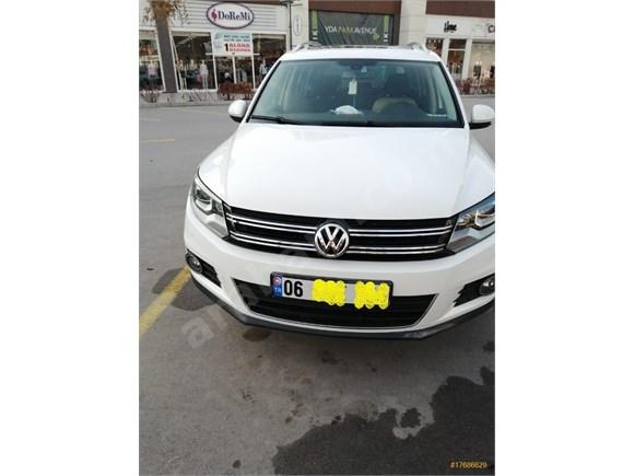 Sahibinden Volkswagen Tiguan 1.4 TSI White Night 2013 Model