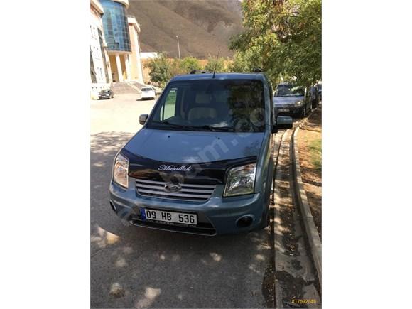 Sahibinden Ford Tourneo Connect 1.8 TDCI SWB Silver 2013 Model Van