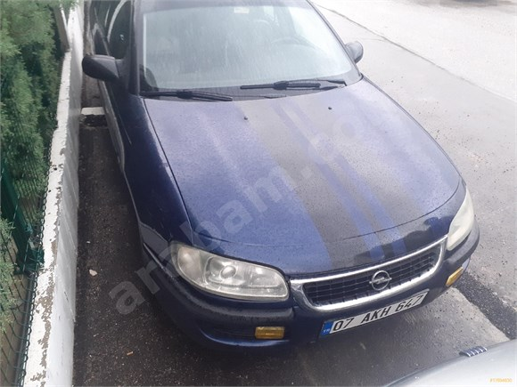 Sahibinden Opel Omega 2.5 TD 1999 Model