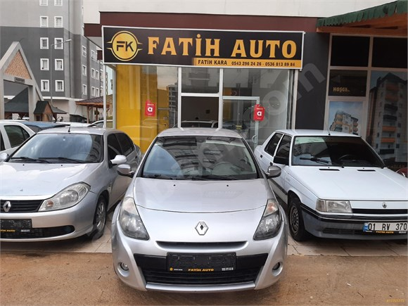 Renault Clio 1.5 dCi Night & Day 2012 Model