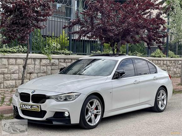 2016 BMW 320İ ED 40.YIL İÇİ KIRMIZI 70.000 KM SERVİS BAKIMLI