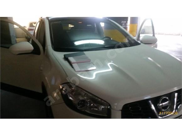 İlk Sahibinden(Doktordan), Otopark Arabası Nissan Qashqai 1.5 dCi Tekna 2011 Model