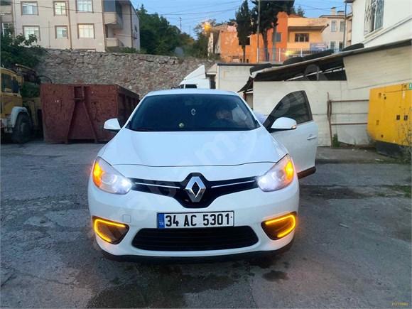 Sahibinden Renault Fluence 1.5 dCi Joy 2013 Model  DEGİŞENSİZ