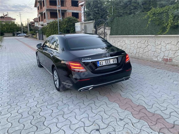 Sahibinden Mercedes - Benz E 220 D Exclusive 2016 Model