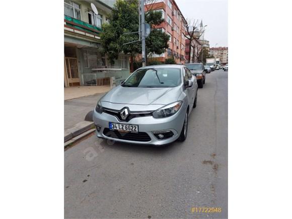 Sahibinden Renault Fluence 1.5 dCi Icon 2015 Model