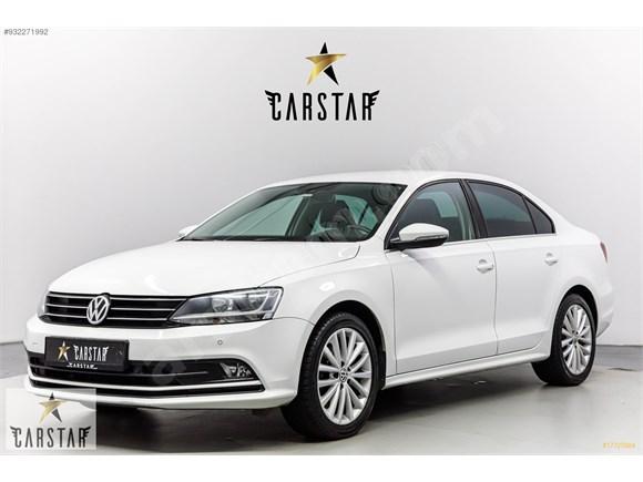 CARSTAR' dan VW JETTA 1.2 TSI HIGHLINE HATA BOYA DEĞİŞEN YOK