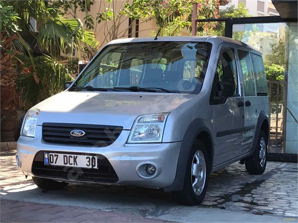 Galeriden Ford Tourneo Connect 90PS 2011 Model Antalya