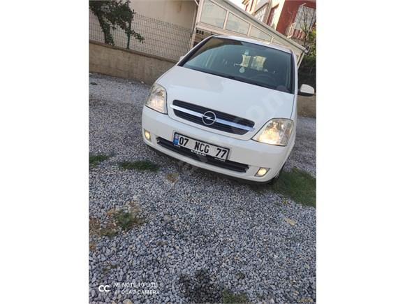 Galeriden Opel Meriva 1.6 Enjoy 2005 Model Konya